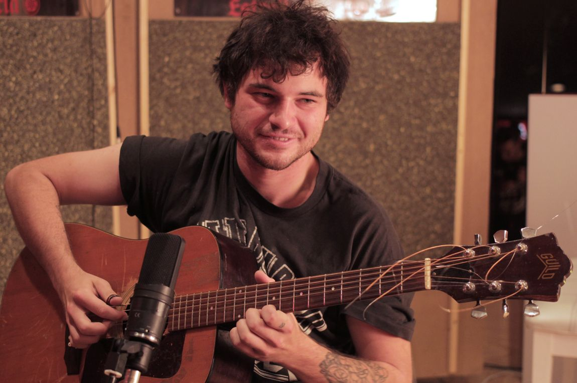 Ryley Walker en SON Estudio