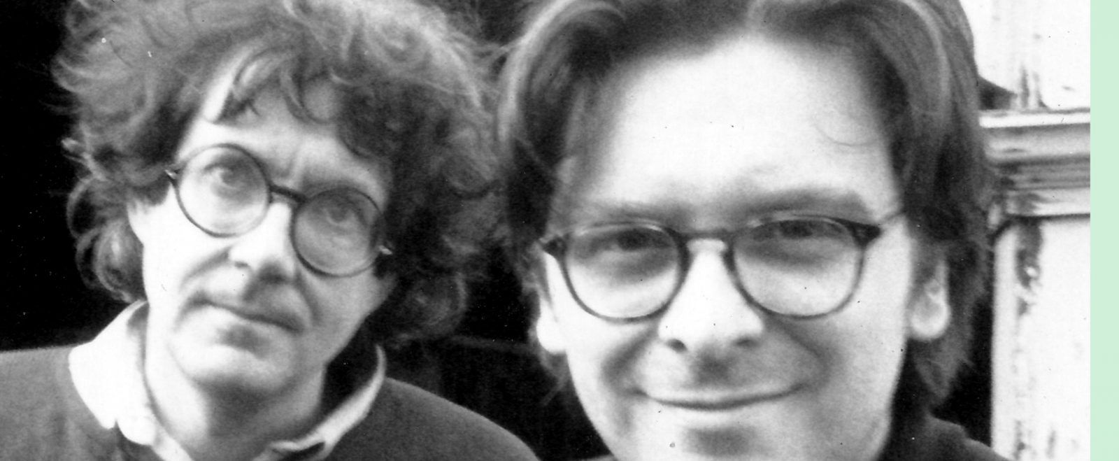 Norman Blake and Jad Fair