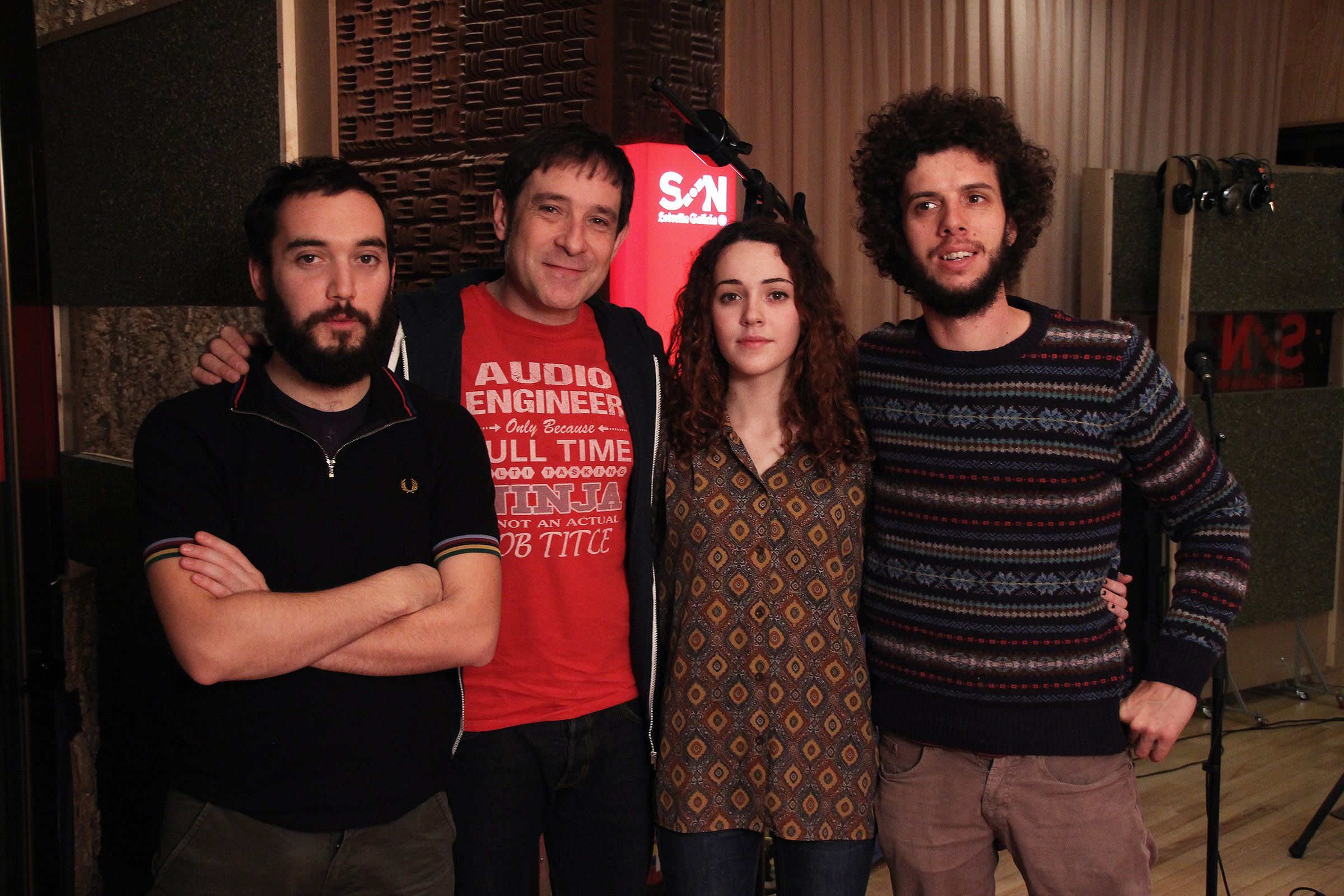 NURIA GRAHAM EN SON ESTUDIO