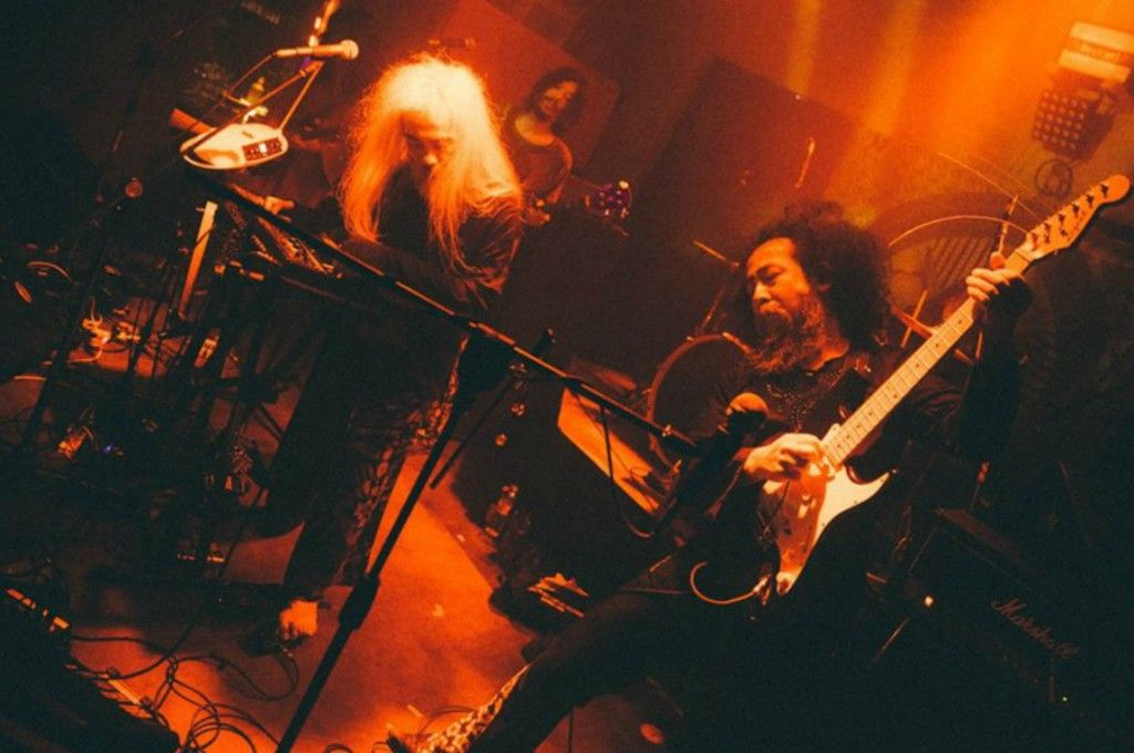 acid mothers temple the melting paraiso ufo