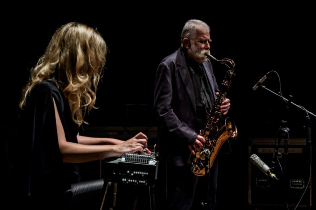 Peter Brötzmann Heather Leigh