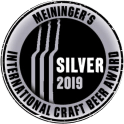 International Craft Beer Silver 2019