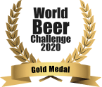 World Beer Challenge 2020 Gold 2