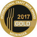International Craft Beer Gold 2017
