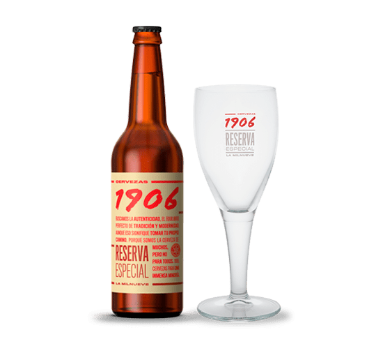 Pack Botella 1906