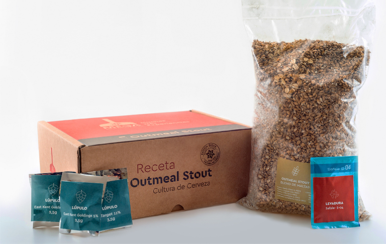 Pack Outmeal Stout